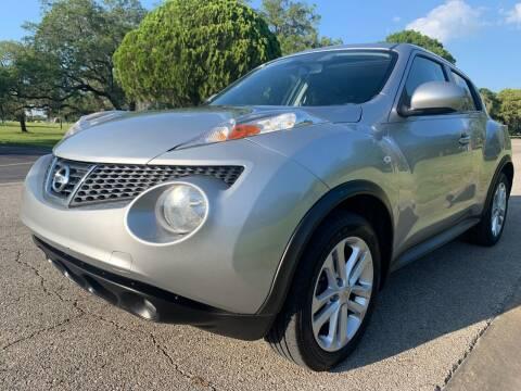 2011 Nissan JUKE for sale at FLORIDA MIDO MOTORS INC in Tampa FL