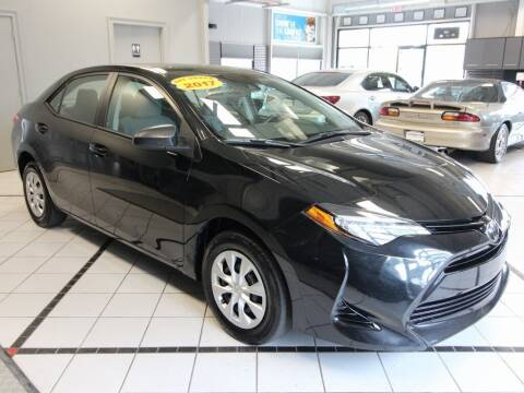 2017 Toyota Corolla for sale at Crossroads Car & Truck in Milford OH