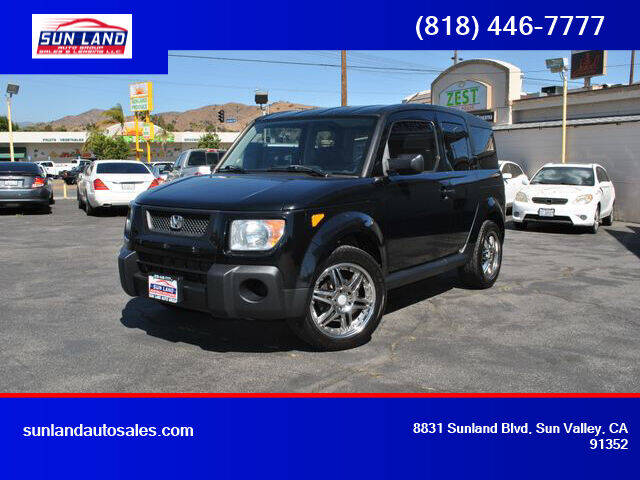 2006 Honda Element for sale in Sun Valley, CA
