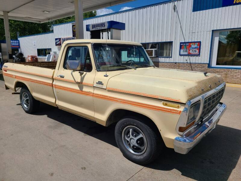 1979 Ford F-150 for sale at Draxler's Service, Inc. in Hewitt WI