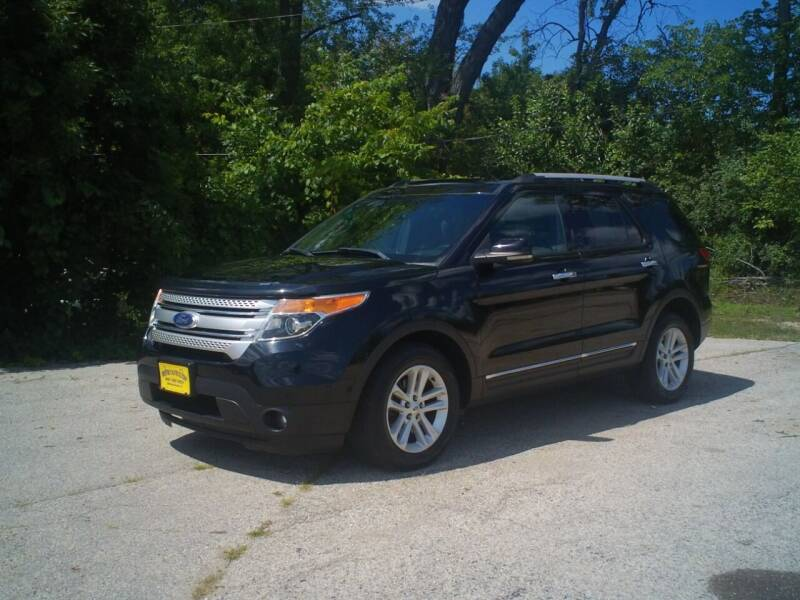 2012 Ford Explorer for sale at BestBuyAutoLtd in Spring Grove IL