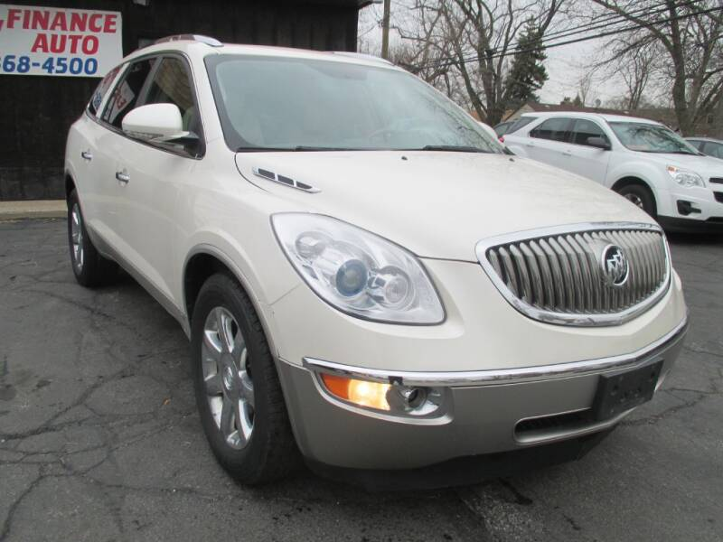 2008 Buick Enclave for sale at EZ Finance Auto in Calumet City IL