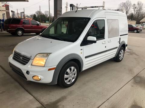 2013 Ford Transit Connect for sale at JE Auto Sales LLC in Indianapolis IN