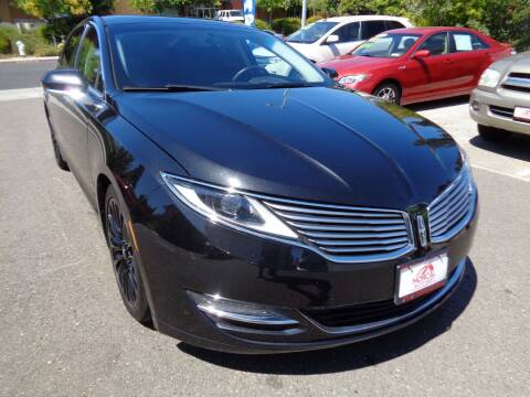 2013 Lincoln MKZ for sale at NorCal Auto Mart in Vacaville CA