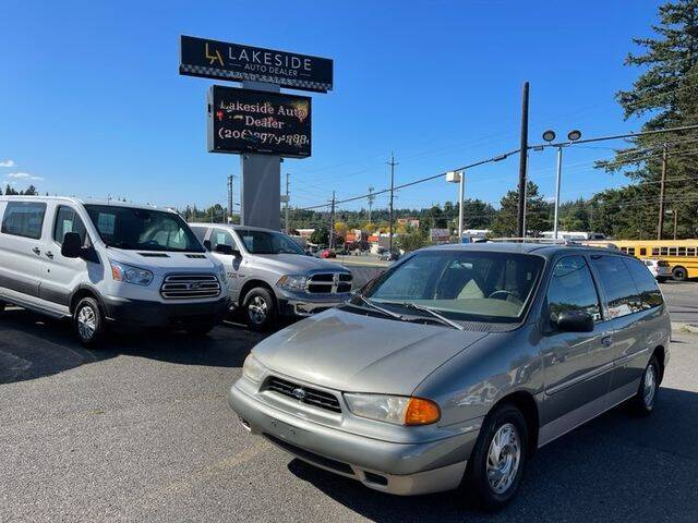 1998 Ford Windstar for sale at Lakeside Auto in Lynnwood WA