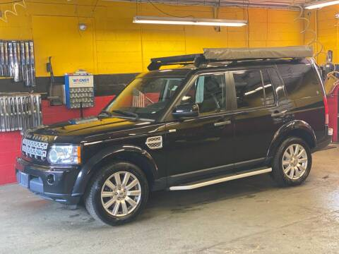2013 Land Rover LR4 for sale at Milford Automall Sales and Service in Bellingham MA