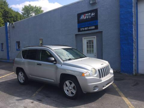 2007 Jeep Compass for sale at AME Auto in Scranton PA