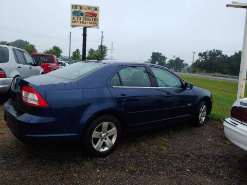2007 Mercury Milan for sale at South Metro Auto Brokers in Rosemount MN