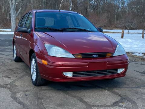 2003 Ford Focus for sale at Choice Motor Car in Plainville CT
