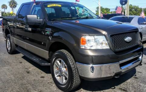 2006 Ford F-150 for sale at Celebrity Auto Sales in Port Saint Lucie FL