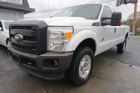 2011 Ford F-350 Super Duty for sale at E-Motorworks in Roswell GA