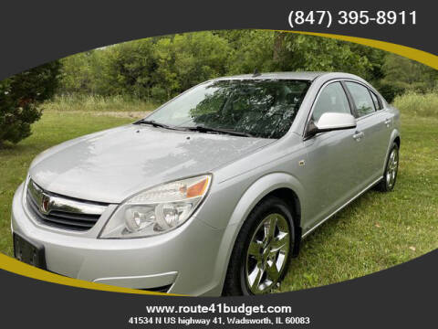 2009 Saturn Aura for sale at Route 41 Budget Auto in Wadsworth IL