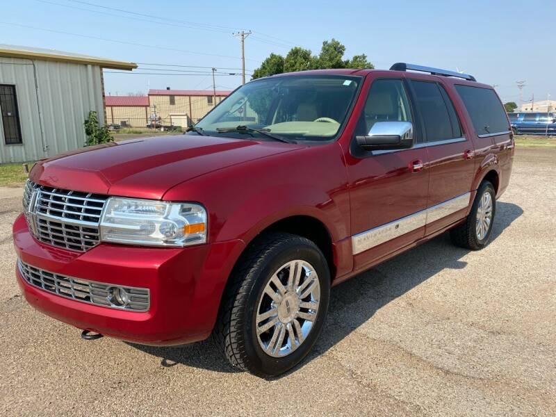 2008 Lincoln Navigator L for sale in Amarillo, TX