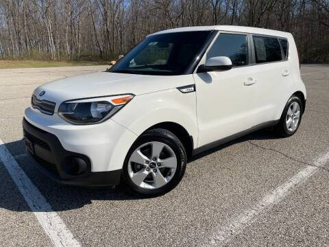 2019 Kia Soul for sale at Lifetime Automotive LLC in Middletown OH
