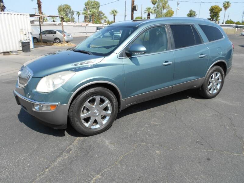 2010 Buick Enclave for sale at COUNTRY CLUB CARS in Mesa AZ