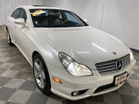 2008 Mercedes-Benz CLS for sale at Mr. Car City in Brentwood MD