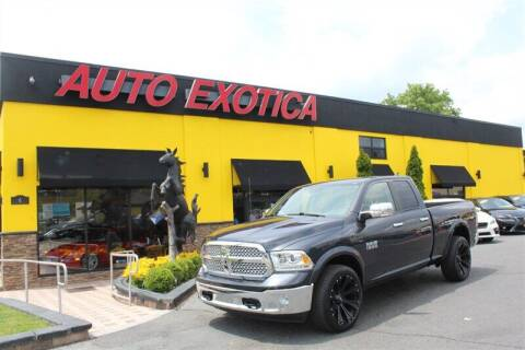 2015 RAM Ram Pickup 1500 for sale at Auto Exotica in Red Bank NJ