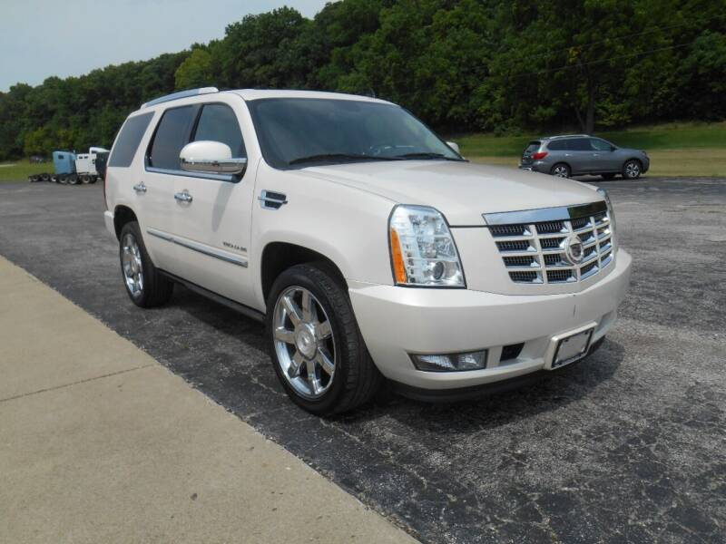2010 Cadillac Escalade for sale at Maczuk Automotive Group in Hermann MO