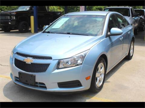 2011 Chevrolet Cruze for sale at Inline Auto Sales in Fuquay Varina NC