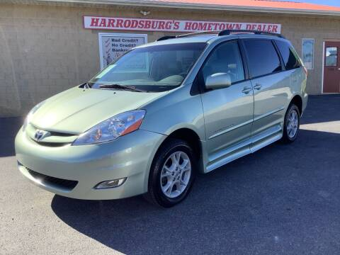 2006 Toyota Sienna for sale at Auto Martt, LLC in Harrodsburg KY