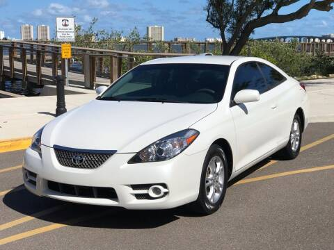 2007 Toyota Camry Solara for sale at Orlando Auto Sale in Port Orange FL