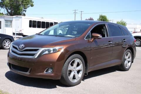 2015 Toyota Venza for sale at Motor City Idaho in Pocatello ID