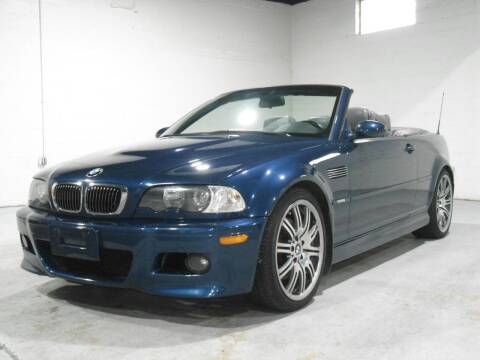 2004 BMW M3 for sale at Ohio Motor Cars in Parma OH