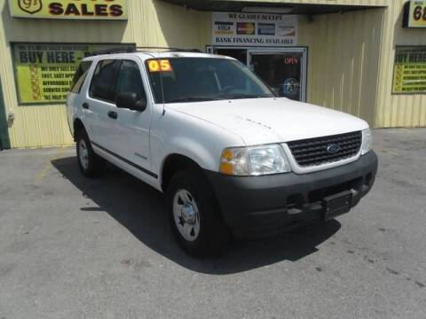 2005 Ford Explorer for sale at Mr. G's Auto Sales in Shelbyville TN