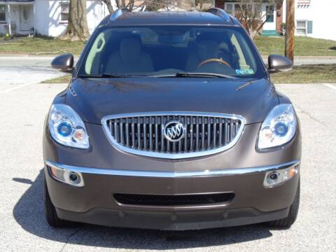 2012 Buick Enclave for sale at MAIN STREET MOTORS in Norristown PA
