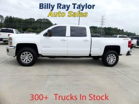2016 Chevrolet Silverado 3500HD for sale at Billy Ray Taylor Auto Sales in Cullman AL