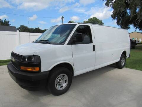 2018 Chevrolet Express Cargo for sale at D & R Auto Brokers in Ridgeland SC