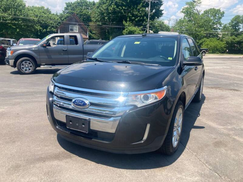 2013 Ford Edge for sale at Irving Auto Sales in Whitman MA