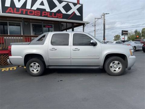 2012 Chevrolet Avalanche for sale at Ralph Sells Cars at Maxx Autos Plus Tacoma in Tacoma WA