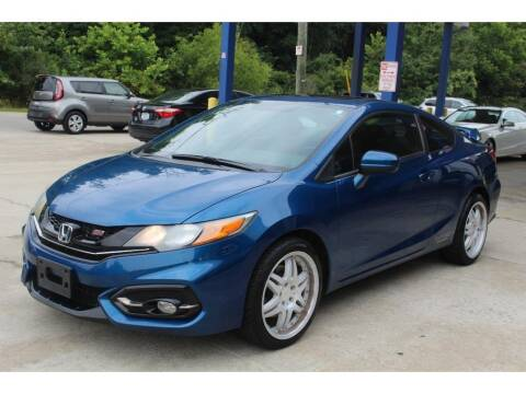 2015 Honda Civic for sale at Inline Auto Sales in Fuquay Varina NC
