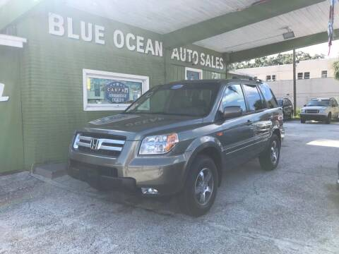 2008 Honda Pilot for sale at Blue Ocean Auto Sales LLC in Tampa FL