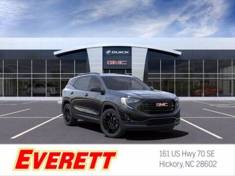 2021 GMC Terrain for sale at Everett Chevrolet Buick GMC in Hickory NC