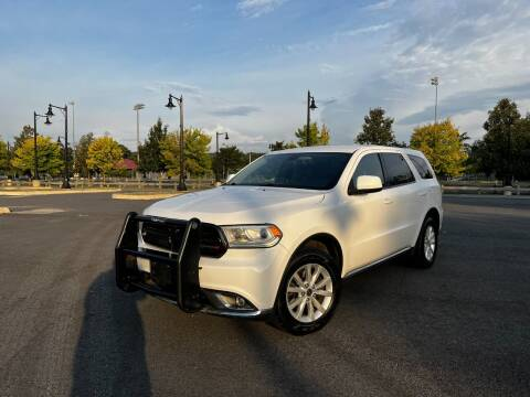 2014 Dodge Durango for sale at CLIFTON COLFAX AUTO MALL in Clifton NJ