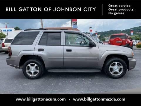 2007 Chevrolet TrailBlazer for sale at Bill Gatton Used Cars - BILL GATTON ACURA MAZDA in Johnson City TN
