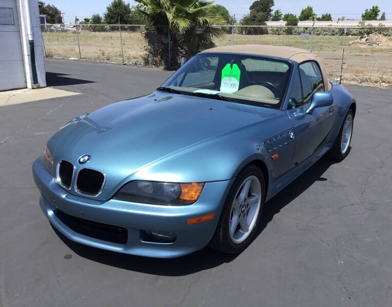 1997 BMW Z3 for sale at My Three Sons Auto Sales in Sacramento CA
