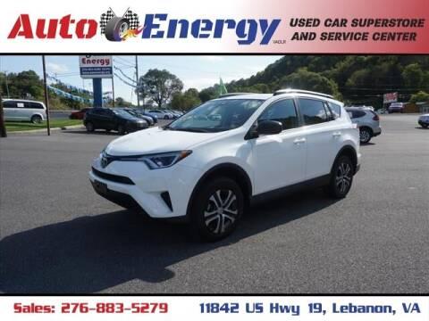 2017 Toyota RAV4 for sale at Auto Energy in Lebanon VA