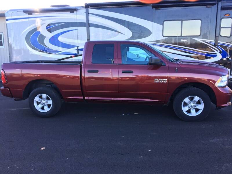 2017 RAM Ram Pickup 1500 for sale at TJ's Auto in Wisconsin Rapids WI