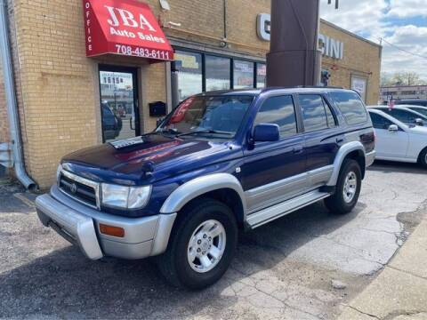 1996 Toyota 4Runner for sale at JBA Auto Sales Inc in Stone Park IL