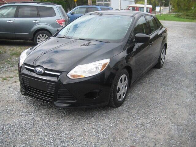 2012 Ford Focus for sale at Motors 46 in Belvidere NJ