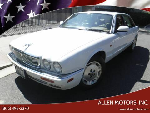 1996 Jaguar XJ-Series for sale at Allen Motors, Inc. in Thousand Oaks CA