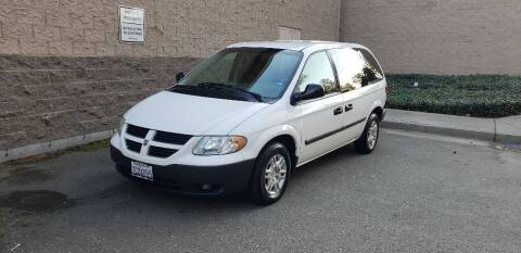 2005 Dodge Caravan for sale at SafeMaxx Auto Sales in Placerville CA