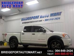 2015 Nissan Titan for sale at Bridgeport Auto Mart in Bridgeport WV