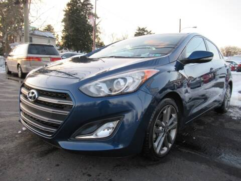2016 Hyundai Elantra GT for sale at PRESTIGE IMPORT AUTO SALES in Morrisville PA