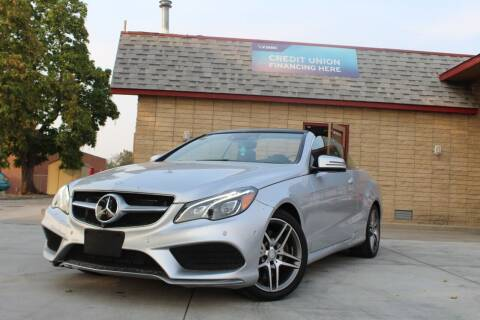 2016 Mercedes-Benz E-Class for sale at ALIC MOTORS in Boise ID