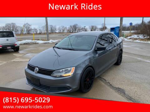 2013 Volkswagen Jetta for sale at Newark Rides in Newark IL