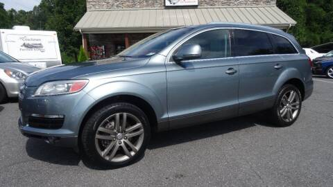 2007 Audi Q7 for sale at Driven Pre-Owned in Lenoir NC